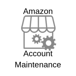 Amazon Account Maintenance