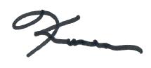 Karen's Signature-t