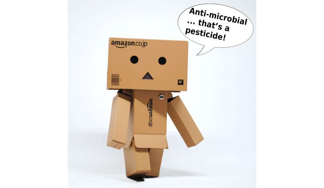 Amazon Bots Restrict Listings as Pesticides