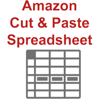 S4E Amazon Cut & Paste Spreadsheet